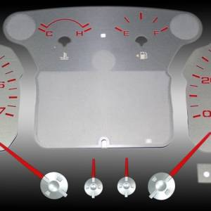 US Speedo Stainless Edition for 2004-2009 Ford Ranger