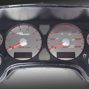 US Speedo Stainless Edition for 2002-2005 Dodge Ram Gas
