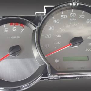 US Speedo Stainless Edition for 2005-2008 Toyota Tacoma