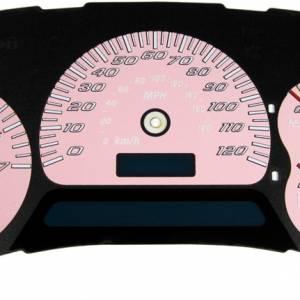 US Speedo Daytona Edition for 2002-2005 Chevrolet / GMC Trailblazer / Envoy