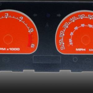 US Speedo Daytona Edition for 2001-2006 Jeep Wrangler
