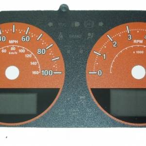 US Speedo Daytona Edition for 2007--2010 Jeep Wrangler