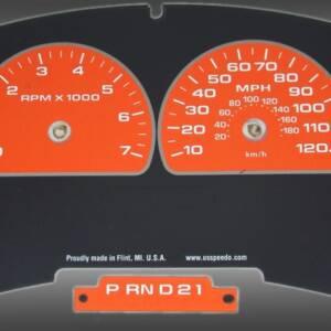US Speedo Daytona Edition for 2007-2008 Ford F150