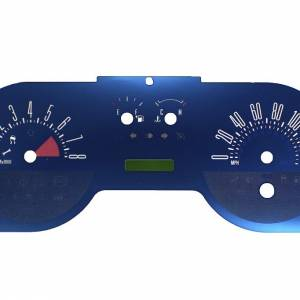 US Speedo Aqua Edition for 2005-2009 Ford Mustang