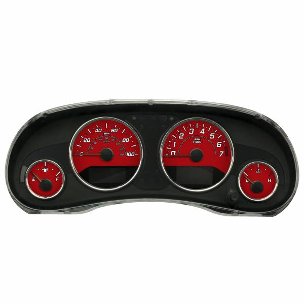 US Speedo Daytona Edition for 2015-2018 Jeep Wrangler