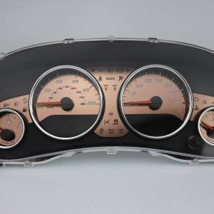 US Speedo Rose Gold Edition for 2007--2014 Jeep Wrangler