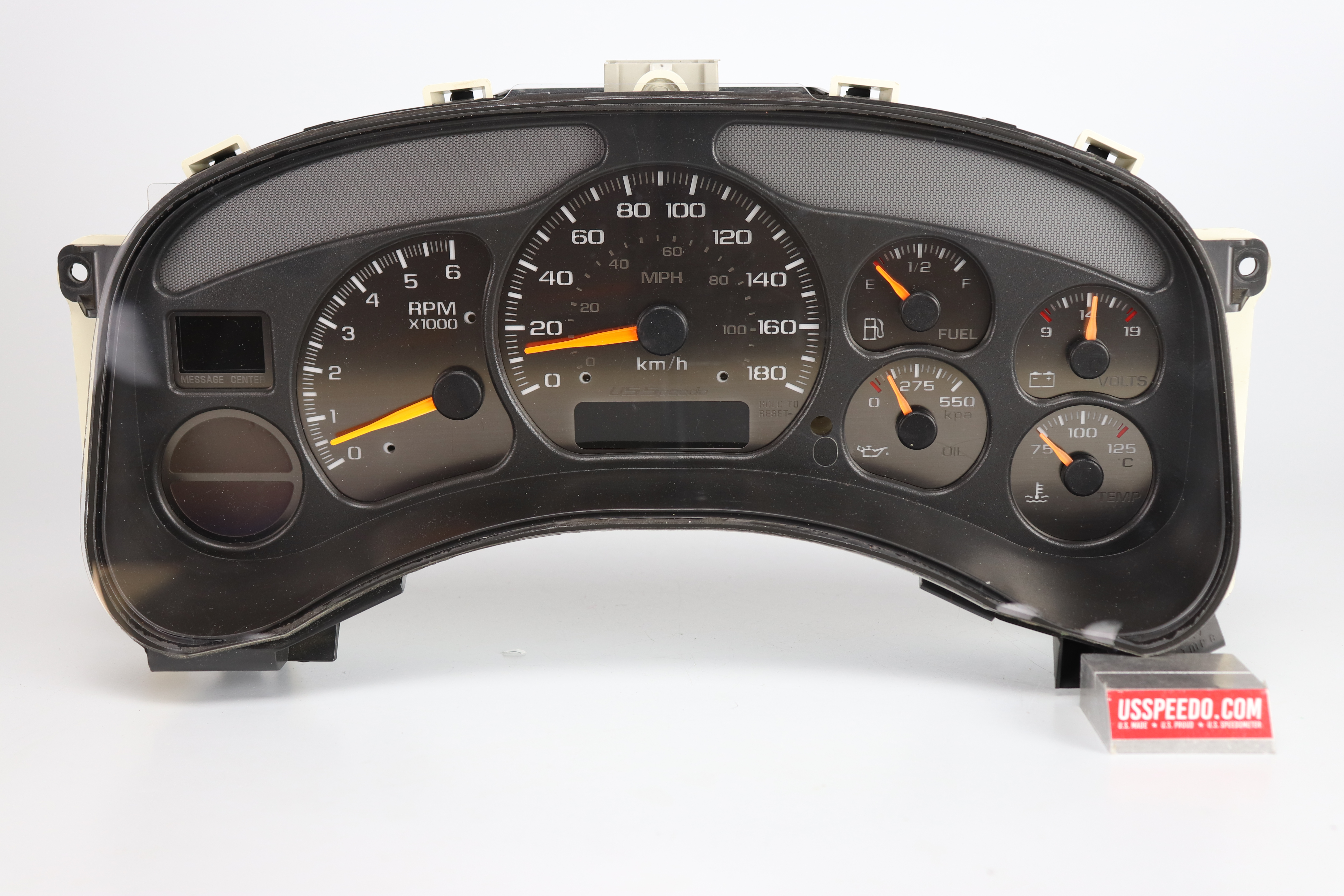 US Speedo Stealth Edition for 1999 Chevrolet / GMC Truck & SUV